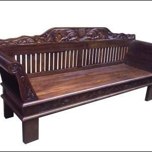 Teak Bench Indoor